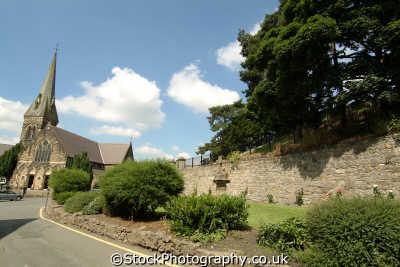 oswestry castle mound midlands england english uk shropshire angleterre inghilterra inglaterra united kingdom british