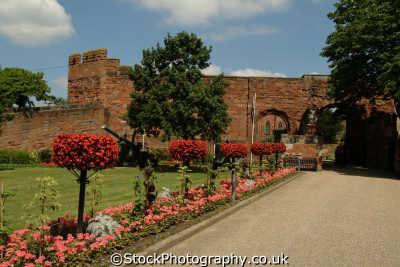 shrewsbury castle shropshire regiment museum british castles architecture architectural buildings uk england english angleterre inghilterra inglaterra united kingdom
