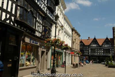 shrewsbury square midlands england english uk shropshire angleterre inghilterra inglaterra united kingdom british