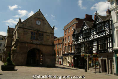 shrewsbury square midlands england english uk shropshire angleterre inghilterra inglaterra united kingdom british