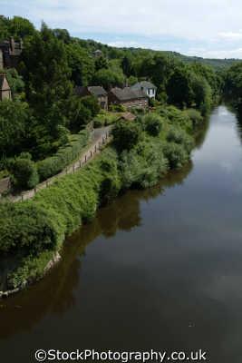 telford river severn ironbridge uk rivers waterways countryside rural environmental shropshire england english angleterre inghilterra inglaterra united kingdom british
