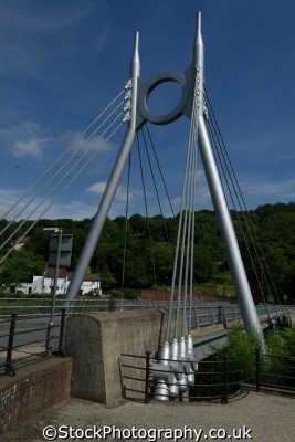 telford jackfield bridge uk rivers waterways countryside rural environmental shropshire england english angleterre inghilterra inglaterra united kingdom british