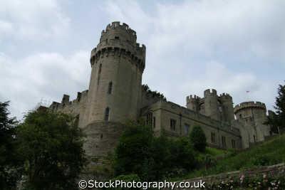 warwick castle british castles architecture architectural buildings uk warwickshire england english angleterre inghilterra inglaterra united kingdom