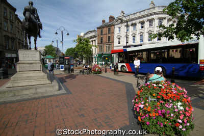 wolverhampton queen square midlands england english uk staffordshire staffs angleterre inghilterra inglaterra united kingdom british