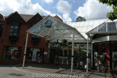 worcester crowngate shopping centre uk centres retailers trade centers commercial buildings british architecture architectural worcestershire england english angleterre inghilterra inglaterra united kingdom