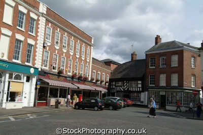 worcester cornmarket midlands england english uk corn market worcestershire angleterre inghilterra inglaterra united kingdom british