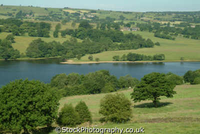 staffordshire rudyard reservior midlands england english uk rural staffs angleterre inghilterra inglaterra united kingdom british