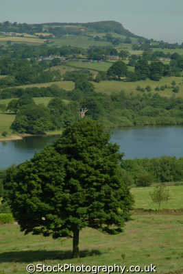 staffordshire rudyard reservior midlands england english uk rural staffs angleterre inghilterra inglaterra united kingdom british