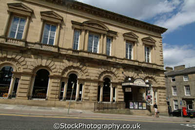 burnley mechanics theatre uk theatres theater theatrical venues british architecture architectural buildings lancashire lancs england english angleterre inghilterra inglaterra united kingdom