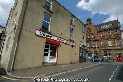 burnley labour party uk political offices architecture british architectural buildings lancashire lancs england english angleterre inghilterra inglaterra united kingdom