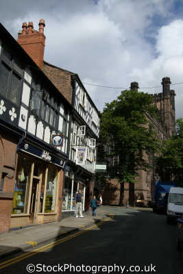 chester werburgh street north west northwest england english uk cestrian cheshire angleterre inghilterra inglaterra united kingdom british