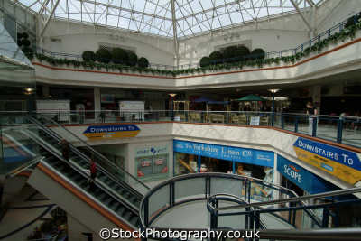 darlington shopping centre uk centres retailers trade centers commercial buildings british architecture architectural durham england english angleterre inghilterra inglaterra united kingdom