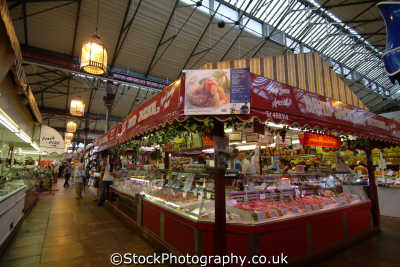 darlington indoor market uk markets traders commercial buildings retailers british architecture architectural durham england english angleterre inghilterra inglaterra united kingdom