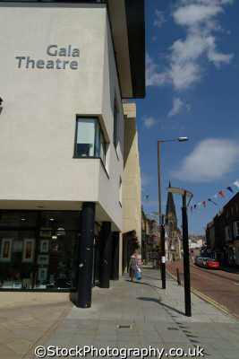 durham gala theatre uk theatres theater theatrical venues british architecture architectural buildings england english angleterre inghilterra inglaterra united kingdom