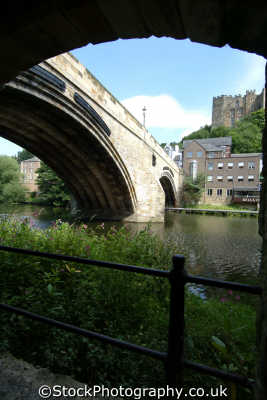 durham framwellgate bridge river wear uk bridges rivers waterways countryside rural environmental england english angleterre inghilterra inglaterra united kingdom british