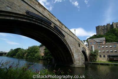 durham framwellgate bridge river wear uk bridges rivers waterways countryside rural environmental england english angleterre inghilterra inglaterra united kingdom british