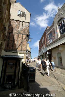 durham silver street north east england northeast english uk angleterre inghilterra inglaterra united kingdom british