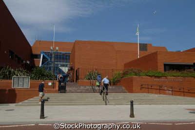 hartlepool civic centre uk centres government buildings british architecture architectural durham england english angleterre inghilterra inglaterra united kingdom