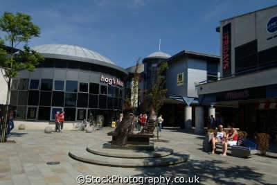 milton keynes theatre district uk theatres theater theatrical venues british architecture architectural buildings buckinghamshire bucks england english angleterre inghilterra inglaterra united kingdom