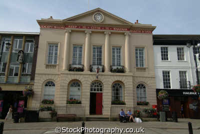 ripon town hall north east england northeast english uk yorkshire angleterre inghilterra inglaterra united kingdom british