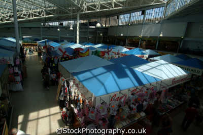 rotherham indoor market uk markets traders commercial buildings retailers british architecture architectural hall yorkshire england english angleterre inghilterra inglaterra united kingdom