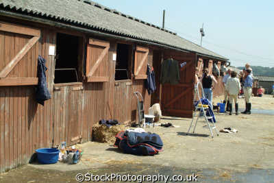 stables yorkshire north east england northeast english uk great britain united kingdom british