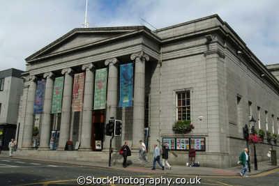 aberdeen music hall uk theatres theater theatrical venues british architecture architectural buildings aberdeenshire scotland scottish scotch scots escocia schottland great britain united kingdom