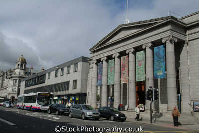 aberdeen music hall uk theatres theater theatrical venues british architecture architectural buildings aberdeenshire scotland scottish scotch scots escocia schottland great britain united kingdom