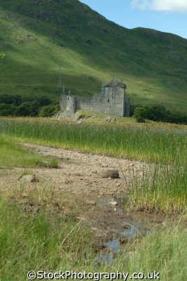 kilchurn castle loch awe scottish castles british architecture architectural buildings uk dunoon argyll bute argyllshire scotland scotch scots escocia schottland great britain united kingdom