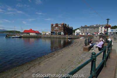 oban harbour harbor uk coastline coastal environmental argyll bute argyllshire scotland scottish scotch scots escocia schottland great britain united kingdom british
