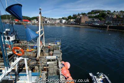 oban fishing boats harbour marine misc. argyll bute argyllshire scotland scottish scotch scots escocia schottland great britain united kingdom british
