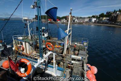 oban fishing boats harbour marine misc. argyll bute argyllshire scotland scottish scotch scots escocia schottland great britain united kingdom british