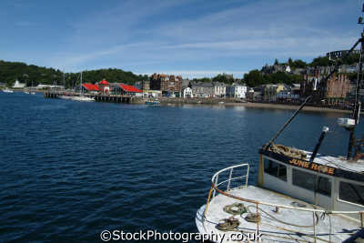 oban fishing boat north pier boats marine misc. argyll bute argyllshire scotland scottish scotch scots escocia schottland great britain united kingdom british