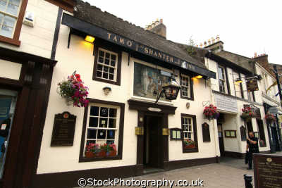 ayr famous tam shanter inn public houses tavern bar alchohol british architecture architectural buildings uk tamo house ayrshire scotland scottish scotch scots escocia schottland great britain united kingdom