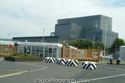 hunterston nuclear power station energy electrical science misc. ayrshire scotland scottish scotch scots escocia schottland great britain united kingdom british