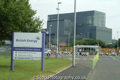 hunterston nuclear power station energy electrical science misc. physics fission ayrshire scotland scottish scotch scots escocia schottland great britain united kingdom british