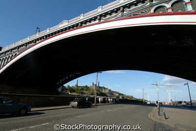 edinburgh north bridge uk bridges rivers waterways countryside rural environmental steel midlothian central scotland scottish scotch scots escocia schottland great britain united kingdom british