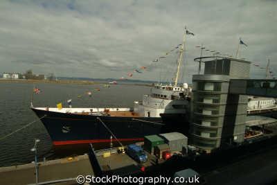 royal yacht britannia visitor attraction edinburgh boats marine misc. midlothian central scotland scottish scotch scots escocia schottland great britain united kingdom british