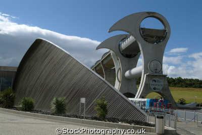 falkirk wheel uk theme parks amusement tourist attractions leisure stirlingshire scotland scottish scotch scots escocia schottland great britain united kingdom british