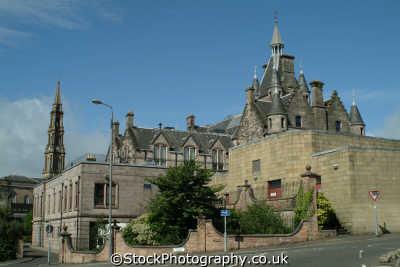 greenock princes street uk towns environmental inverclyde scotland scottish scotch scots escocia schottland great britain united kingdom british