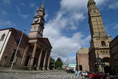 greenock town centre uk towns environmental inverclyde scotland scottish scotch scots escocia schottland great britain united kingdom british