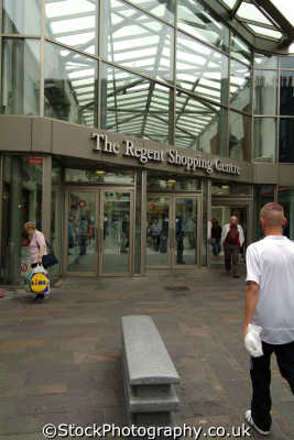 hamilton regent shopping centre uk centres retailers trade centers commercial buildings british architecture architectural lanarkshire scotland scottish scotch scots escocia schottland great britain united kingdom