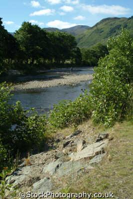 glen nevis stream uk rivers waterways countryside rural environmental fort william highlands islands scotland scottish scotch scots escocia schottland great britain united kingdom british