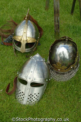scottish clan armoured helmets uk military militaries weaponery protection fort william highlands islands scotland scotch scots escocia schottland great britain united kingdom british