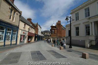 kilmarnock town centre uk towns environmental ayrshire scotland scottish scotch scots escocia schottland great britain united kingdom british