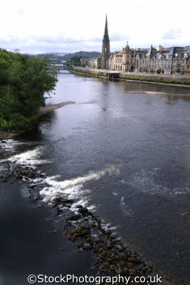 perth river tay uk rivers waterways countryside rural environmental wier kinross perthshire scotland scottish scotch scots escocia schottland great britain united kingdom british