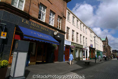 perth st. john street uk towns environmental kinross perthshire scotland scottish scotch scots escocia schottland great britain united kingdom british