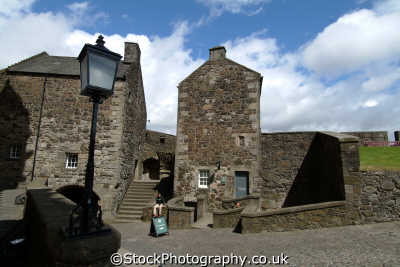 stirling castle scottish castles british architecture architectural buildings uk stirlingshire scotland scotch scots escocia schottland great britain united kingdom