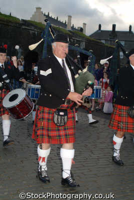stirling castle marching pipe band music musicians musical arts misc. sporran stirlingshire scotland scottish scotch scots escocia schottland great britain united kingdom british