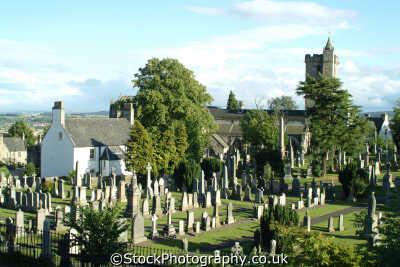 stirling castle cemetery uk towns environmental graveyard dead death stirlingshire scotland scottish scotch scots escocia schottland great britain united kingdom british